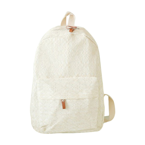 Sweet Lace School Girl Backpack