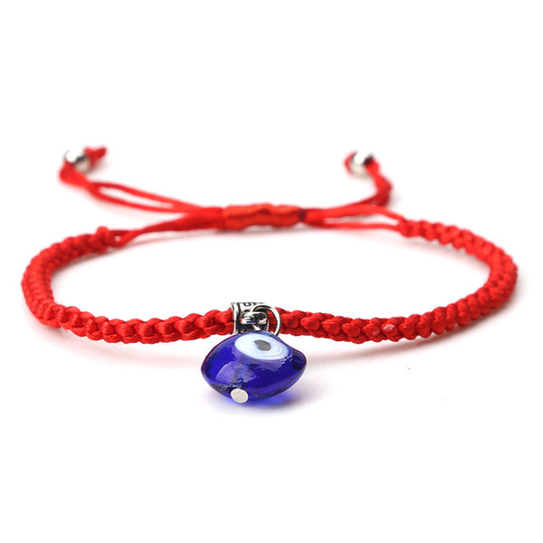 Red Evil Eye Protection Bracelet