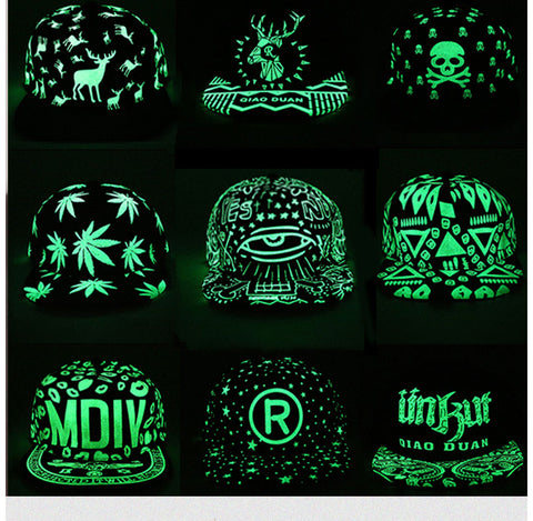 Fluorescent Light Psychedelic Snapback