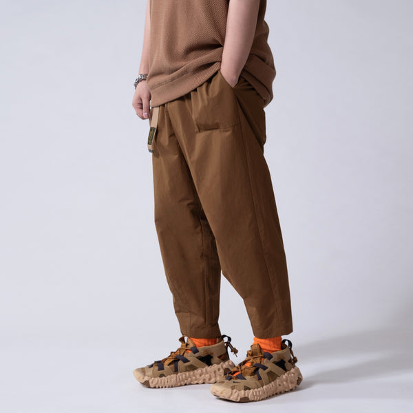(PT256) Wide Ankle Pants