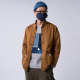 (JK224) Workwear Mandarin Jacket