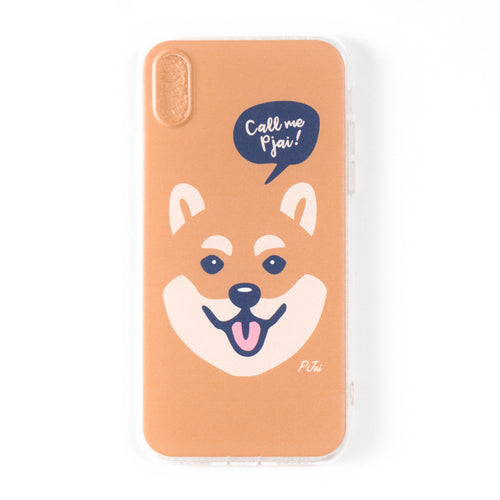 Pjai iPhone X Case (AA306)