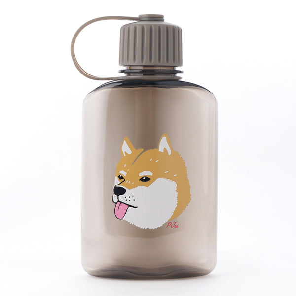 Graphic Plastic Bottle (AA308)