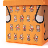 Graphic Storage Stool (AA353)