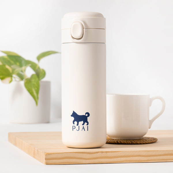 Graphic Thermos Bottle (AA358)