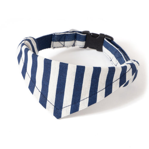 Stripe Pattern Dog Bandana (AA370)