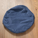 (AA380) Corduroy Bean Bag Chair