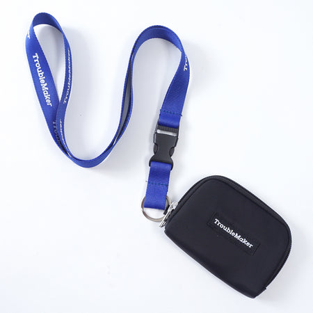 TroubleMaker PVC Shoulder Bag (BA181)