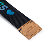 Make Your Own Message Luggage Tag - Gradient Color (EMA007)