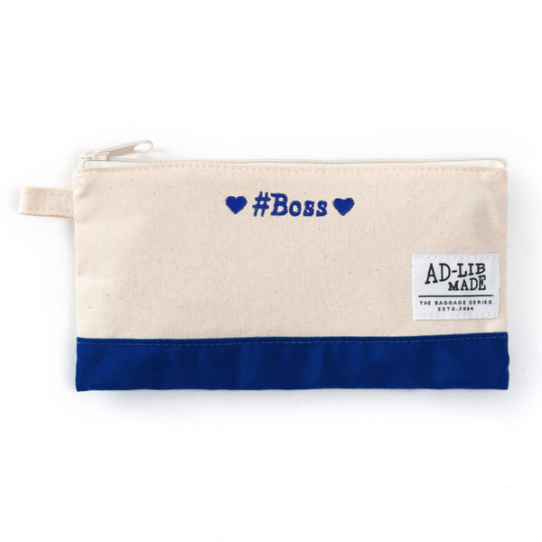 Make Your Own Message Small Utility Pouch (EMB001)