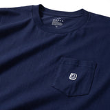 (EMT048) Made Your Own Patch Pocket Tee