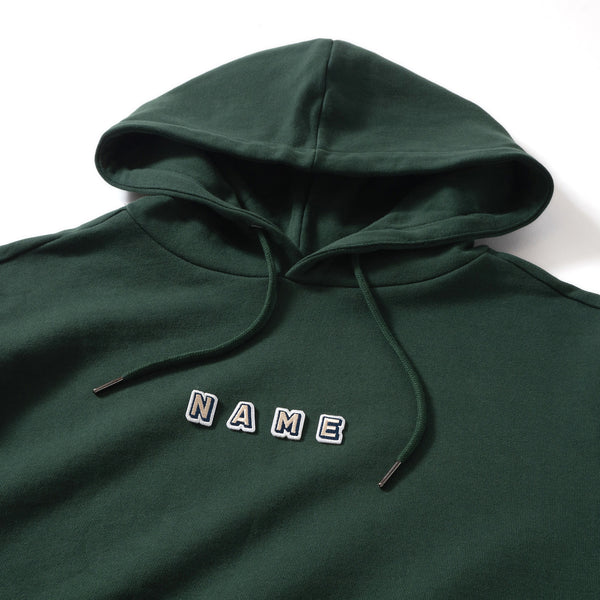 (EMW202) Make Your Own Patch Hoodie