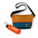 Pack n' Go x Fairfax Shoulder Bag with Umbrella (EX197)