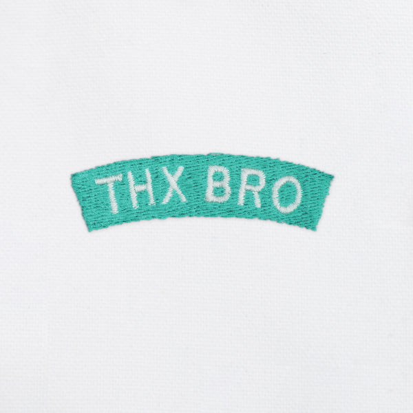 THX BRO Embroidery Shirt (EMS024T)