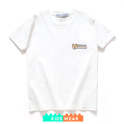 (ZT331) Kids Hungry Bar Graphic Tee