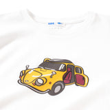 (EX238) Kids Dream Car Graphic Tee