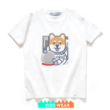 (ZT206) Kids Pjai the Astronaut Graphic Tee