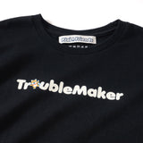 (ZT316) Kids TroubleMaker Graphic Tee