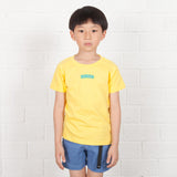 Kids Bridge Box Embroidery Tee (EMT024)
