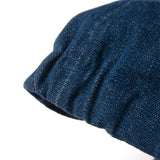 Denim Baker Boy Cap (MC125)