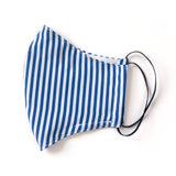 Stripe Cotton Mask Cover (MK003)