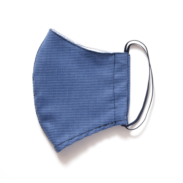 Japanese Cotton Houndstooth Mask Cover (MK008)