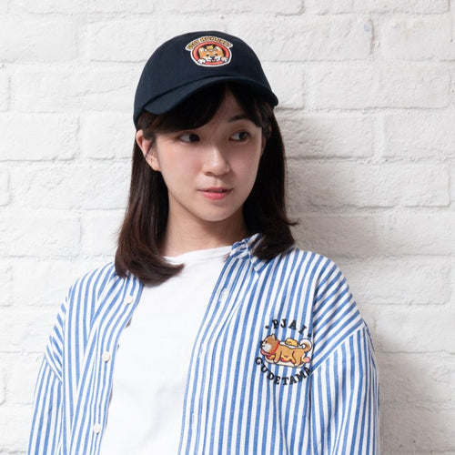 Graphic Embroidery Cap (EX230)