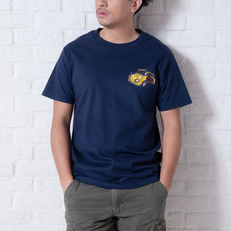(ZT220) Hot Spring Bear Graphic Tee