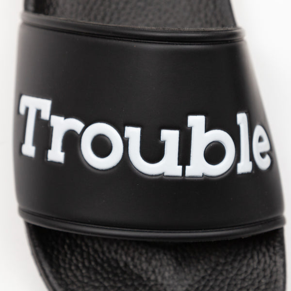 TroubleMaker Embossed Slippers (SL301)