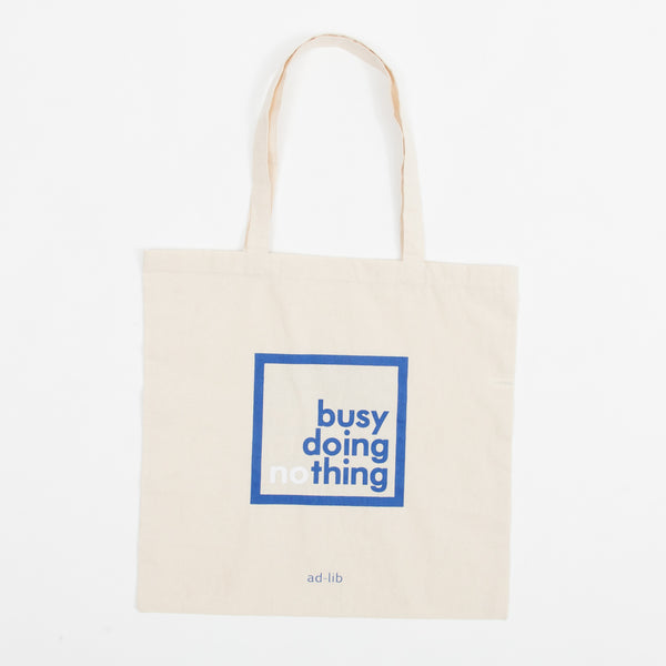 Double-faced Message Tote Bag (TB161)