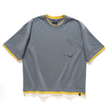 (TP231) Fake Layer Tee