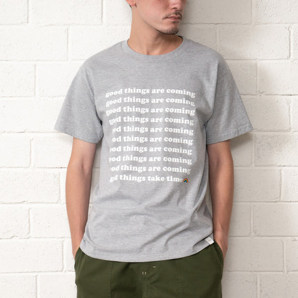 Message Print Tee (ZT871)