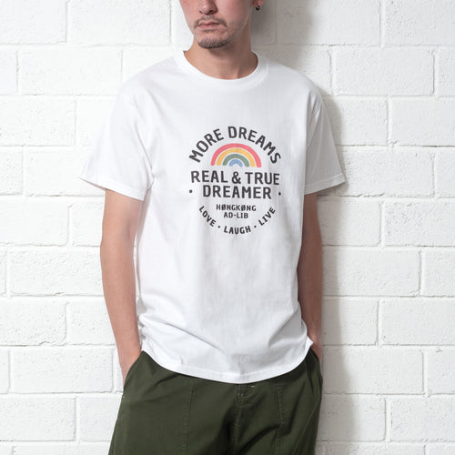 Message Print Tee (ZT875)