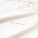 Social Distancing Message Print Tee (ZT003)