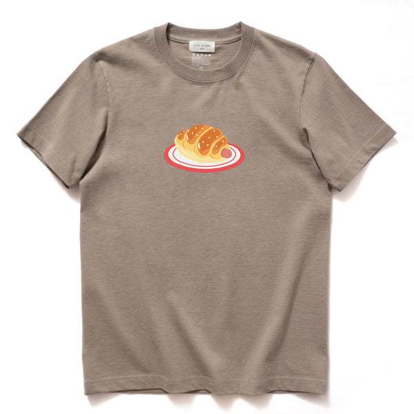 Sausage Bun Graphic Heavyweight Tee (ZT094)