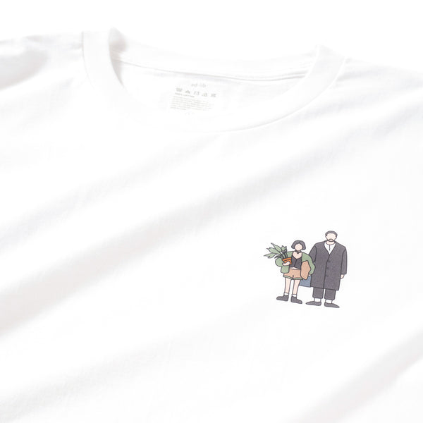 (ZT164) Movie Duo Graphic tee