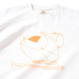 (ZT169) Shining Road Graphic Tee