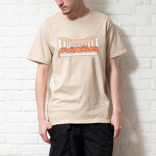 (ZT236) The Last Supper Graphic Tee