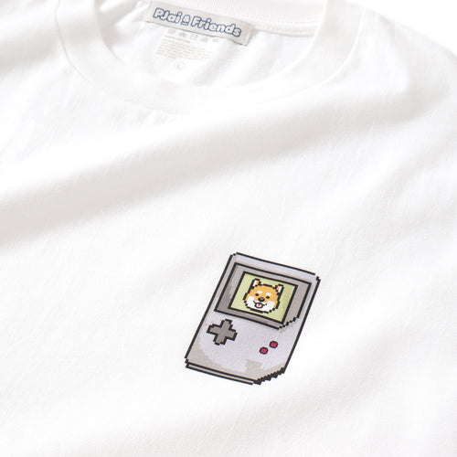 (ZT332) Portable Game Player Graphic Tee