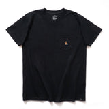 (ZT917) Poodle Patch Pocket Tee