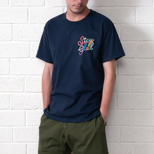 Message Print Tee (ZT894)
