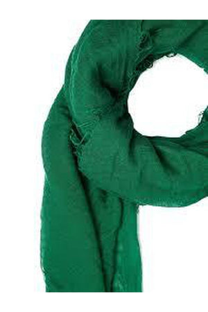 Chan Luu Verdant Green Cashmere And Silk Scarf-Accessories-Chan Luu-Sheridanboutique