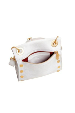 Hammitt Tony Sml in Ceramic-White/Brushed Gold-Handbag-Hammitt-Sheridanboutique