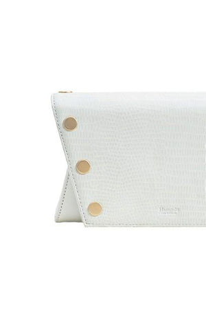 Hammitt Roger in Ceramic White/Brushed Gold-Handbag-Hammitt-Sheridanboutique