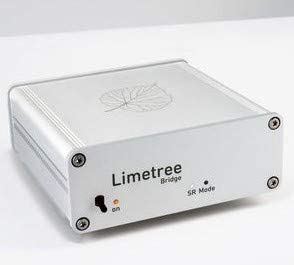 Limetree Bridge Audio Streamer