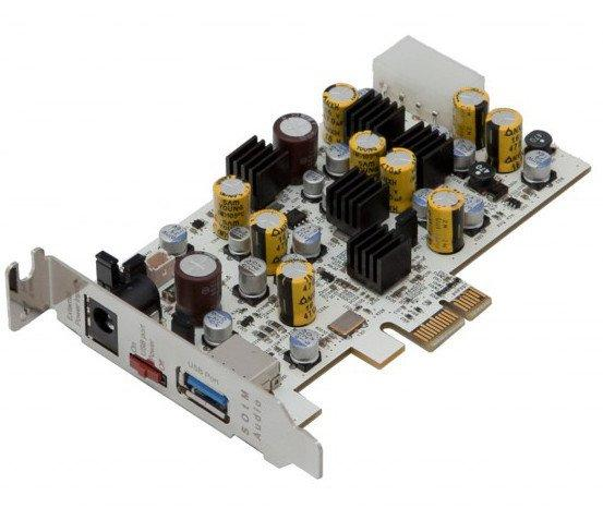 SOtM tX-USBexp Audiophile PCIe to USB Audio Card - SOtM-USA