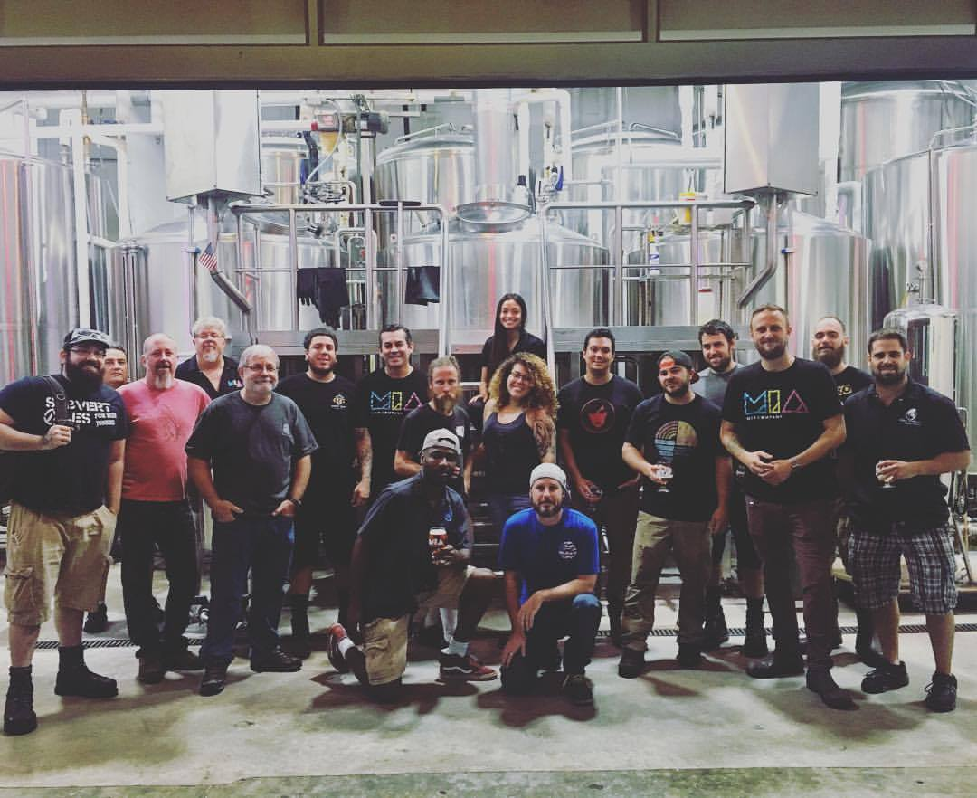 What's Brewing at Saltwater Brewery