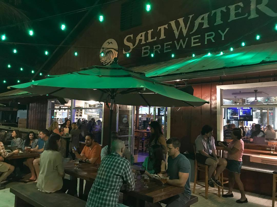 February 8th - What's Brewing at Saltwater Brewery