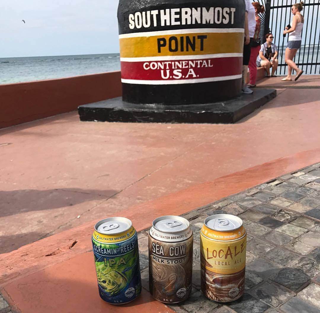 What's Brewing at Saltwater Brewery - August 30th