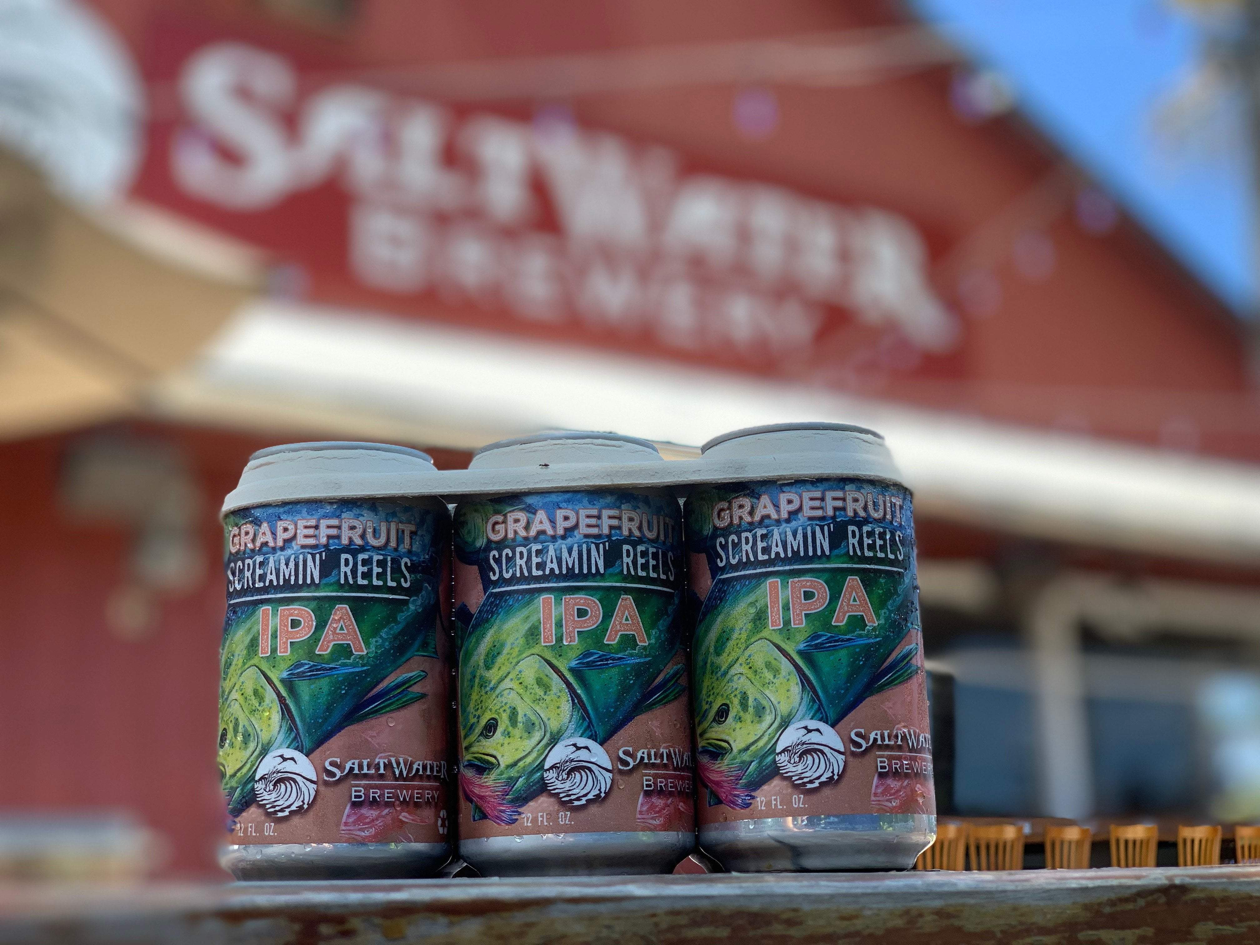 What's Brewing at Saltwater Brewery - June 6th
